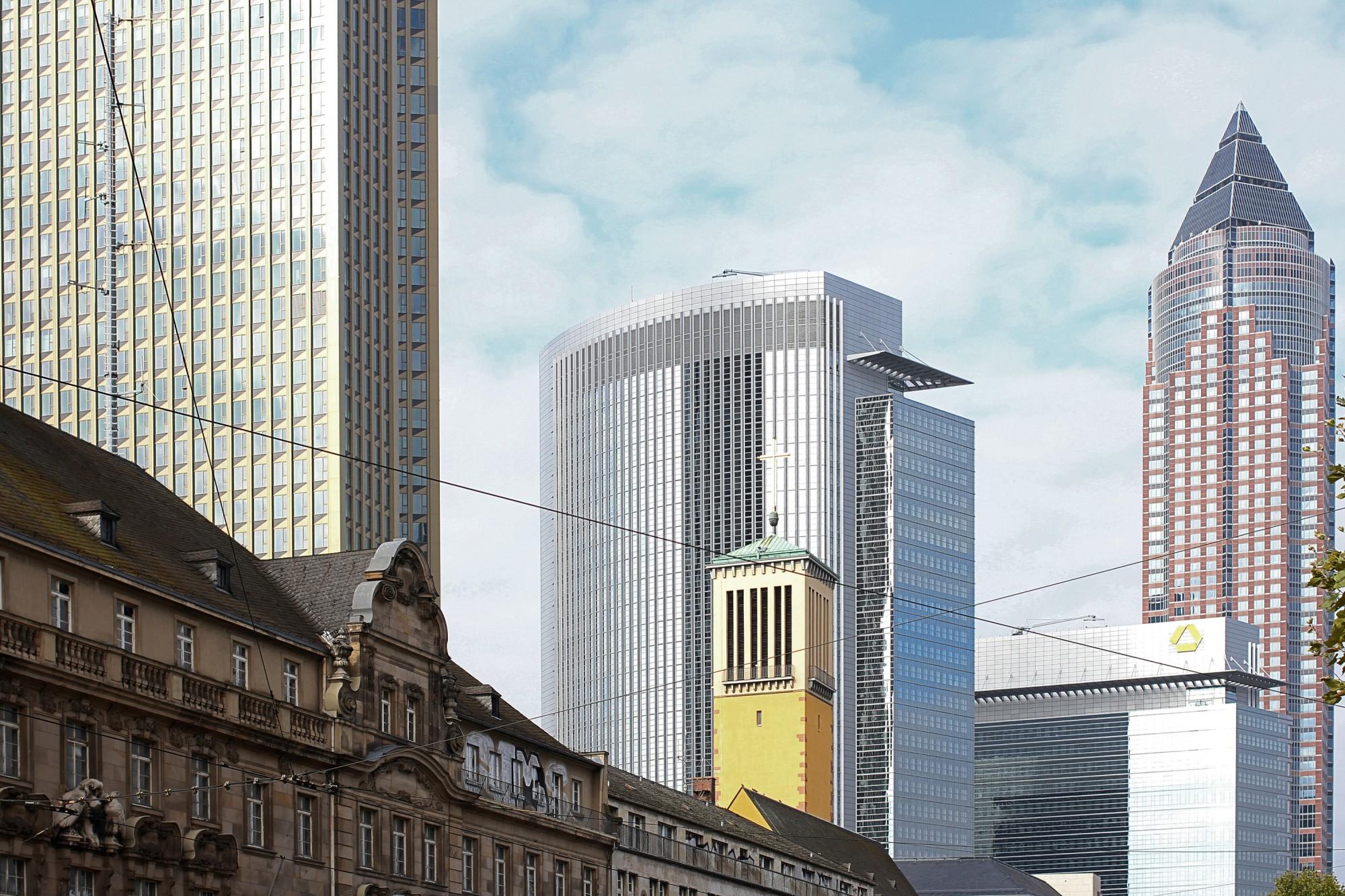 Frankfurt - Architekturfotografie