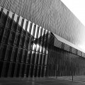 Architekturfotografie des Museums Brandhorst